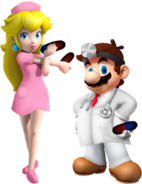 DrMario and NursePeach