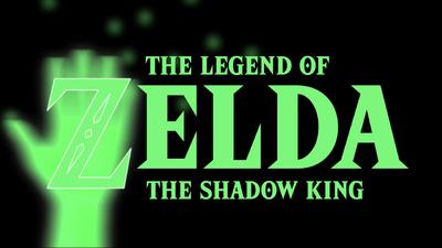 Legend of Zelda Shadow King Logo