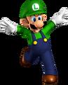 Luigi - Super Mario 64 DS