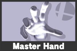 Master Hand mugshot