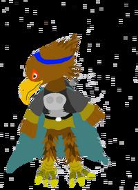 Max the Falcon