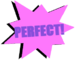 Perfect Perfection Scale Icon SP
