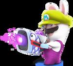 SB2 Rabbid Mario recolor 5