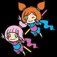 SSBU Kat & Ana Spirit