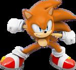 Sonic - recolor 1SSBC
