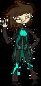 Xen Female FX Cyan