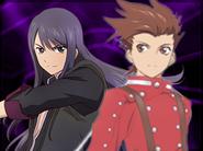 Yuri and Lloyd
