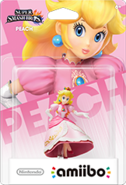 Amiibo - SSB - Peach - Box