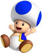 Blue Toad SM3DW