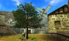 Kakariko Village OoT3D