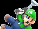 Luigi Mansion x Fatal Frame