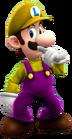 Luigi - recolor 5SSBC