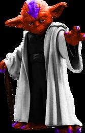 New Orange Yoda