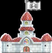 Peachs Castle SM3DL3