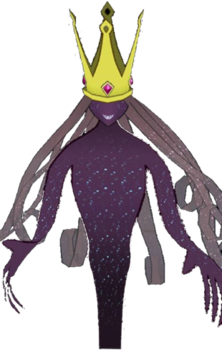 Shadow Queen True Form
