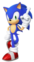 Sonic the Hedgehog from S4E2