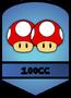 100cc MKG
