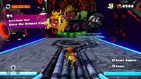 Enter the Octobot King!