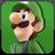 Luigi CSS Icon