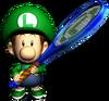 Mario tennis baby luigi by babyluigionfire-d6gnscd