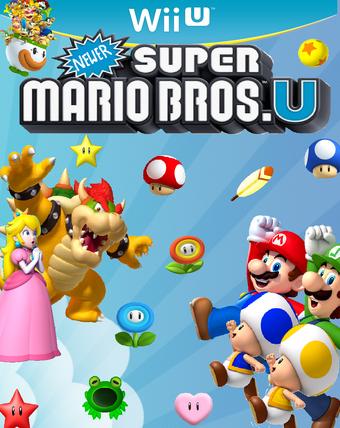 Newer Super Mario Bros U Fantendo Nintendo Fanon Wiki Fandom