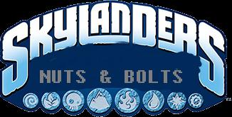 SkylanderS NUTS & BOLTS