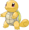 Yellow squirtle