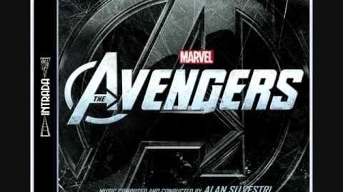 """The Avengers"" Track 19 The Avengers Alan Silvestri (HQ)"