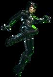 Arkham knight catwoman render by spider man91-d8rh20f