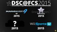 DSC@FCS2015 poster