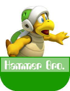 Hammer Bro. MR