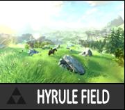 Hyrule Field Smash 5