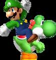Luigi SMB2010