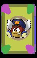 Officer Gale Partner Card