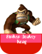 Striker Donkey Kong MR