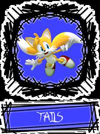 Tails SSBR