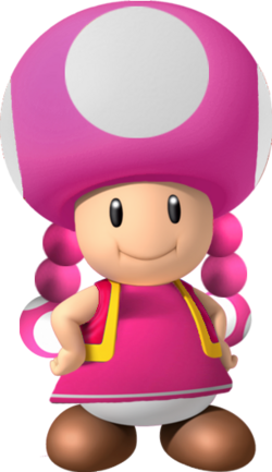 Toadette by Tom