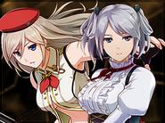Alisa and Ciel