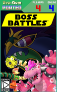 Boss Battles (Evo-Gem Boxart)