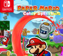 Paper Mario Color Splash Recut