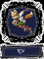 Fox McCloud SSBR