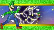 Luigi opening scene