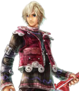 Portrait Shulk