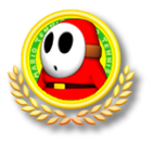 Shy Guy Tennis Icon