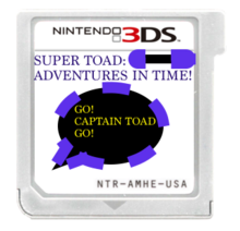 Super Toad- Adventures In Time!