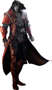 Dracula Gabriel Belmont Castlevania Lords of Shadow DSSB