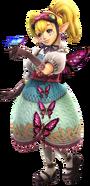 Hyrule Warriors - Agitha Artwork