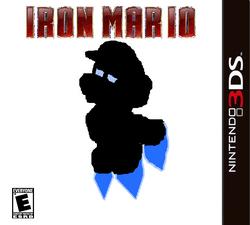 Iron Mario 3DS