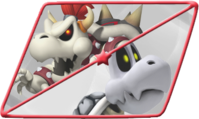 MKDB DryBowserDryBones Icon