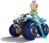 Rosalina Artwork - Mario Kart 8